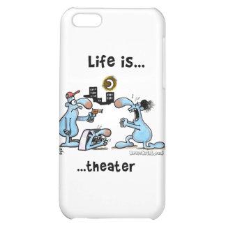 Theatre iPhone 5C Case