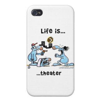 Theatre iPhone 4/4S Case