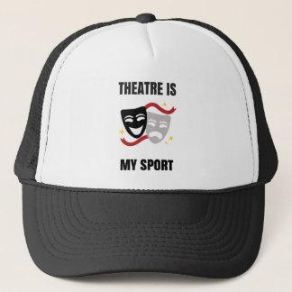 Theatre Is My Sport hat - Drama Geek