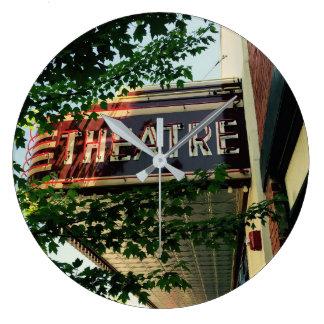 Theatre Large Clock
