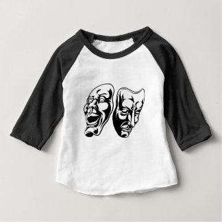 Theatre Masks Baby T-Shirt