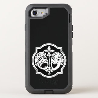 Theatre Masks OtterBox Defender iPhone 7 Case