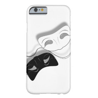 Theatre Masks Phone Case Barely There iPhone 6 Case