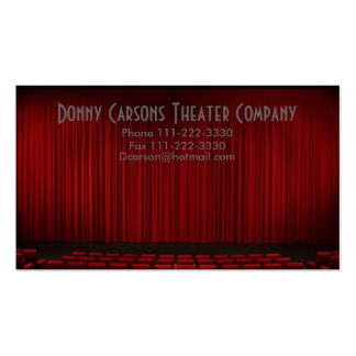 Theatre_Movie_Curtains_Stock_by_PyronixcoreStoc... Double-Sided Standard Business Cards (Pack Of 100)