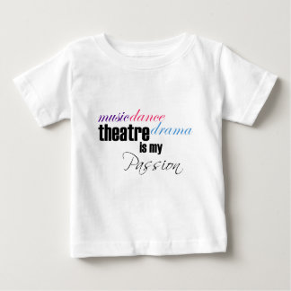Theatre Passion Baby T-Shirt