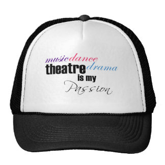 Theatre Passion Cap