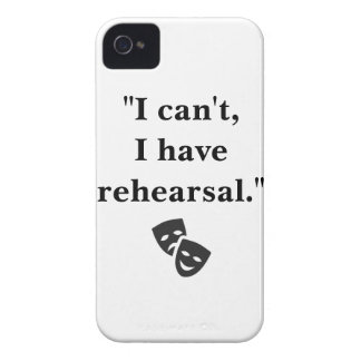 Theatre Problems iPhone 4/4S Case