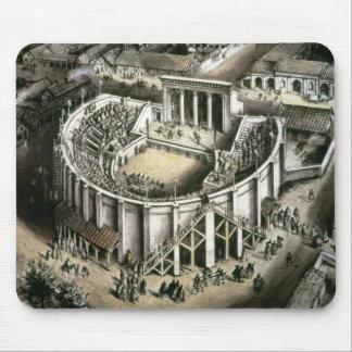 Theatre reconstruction, Roman 2nd century Mouse Mat
