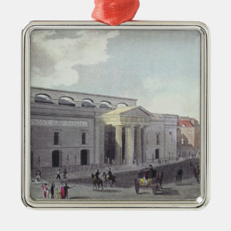 Theatre royal, Covent Garden, 1809 Christmas Ornament