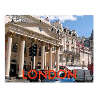 Theatre Royal Haymarket London UK postcard