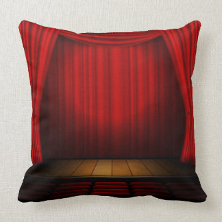 Theatre stage cushion