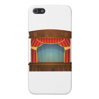 Theatre Stage iPhone 5/5S Case