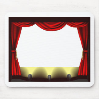 Theatre stage mousemats