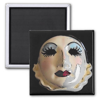 Theatrical Mask Magnet
