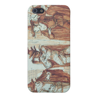 Theatrical Scene Cover For iPhone 5/5S