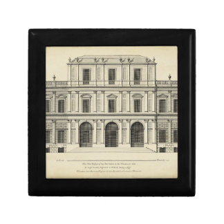 Theatrical Style Façade by Colen Campbell Gift Box