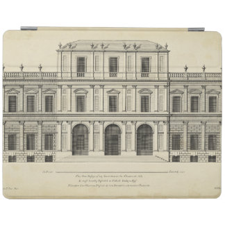 Theatrical Style Façade by Colen Campbell iPad Cover