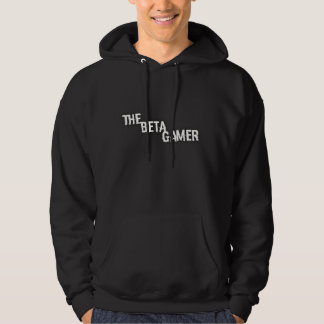 TheBetaGamer Official Logo Hoodie BIG