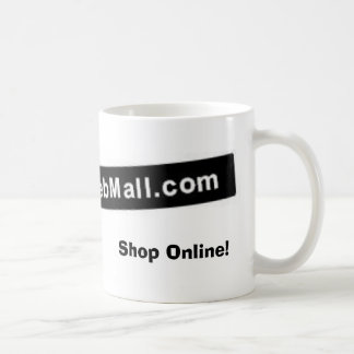 theBigWebMall.com Coffee Mug