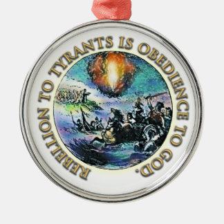 TheBlaze Glenn Beck Rebellion Ornament