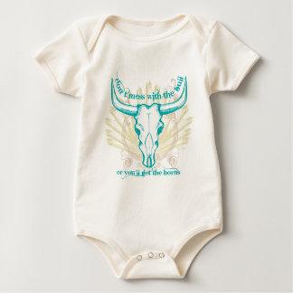 TheBull Baby Bodysuit
