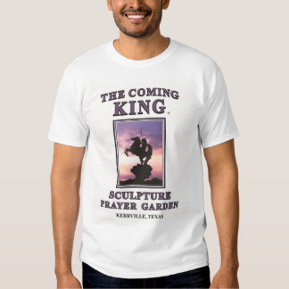 """""""TheComing King"""" T-Shirt -Greiner Sculpture Image"""