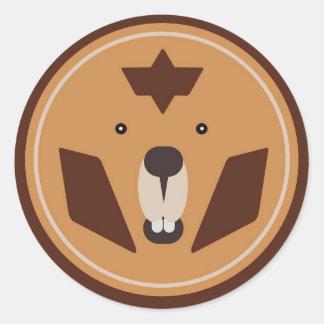 """theCUBICLE"" BDL Beavers Sticker"