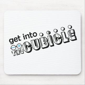 theCUBICLE Season 1 - Piano Mousepad