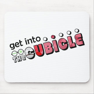 theCUBICLE Season 2 - Shirley Temple Mouse Pad