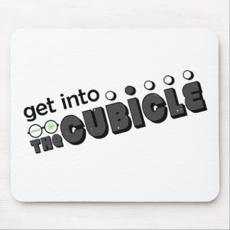 theCUBICLE Season 2 - Starfield Mouse Pad