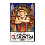 Theda Bara as Cleopatra Post Card
