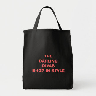 THEDARLINGDIVASSHOP IN STYLE TOTE BAG