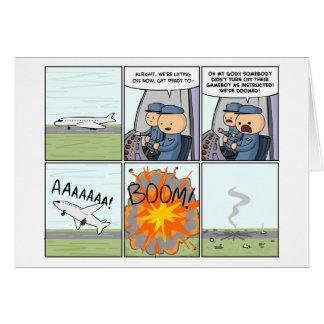TheDreamBlock Takeoff Blank Card