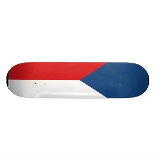 theech Republic , Czech 21.6 Cm Old School Skateboard Deck