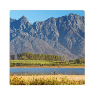 Theewaterskloof, Cape Town, Western Cape Wood Coaster