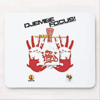 TheHAND Products jpeg Mouse Pad