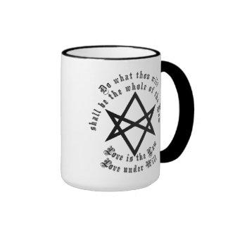 Thelema Coffee Mug