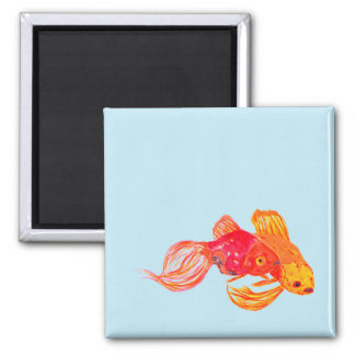 [Thelma and Louise] Watercolor Print Magnet