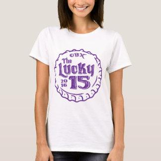 TheLucky15_Logo_purple T-Shirt