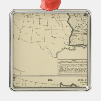 Thematic United States Christmas Ornament