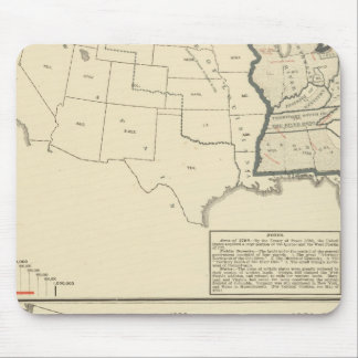 Thematic United States Mouse Mat