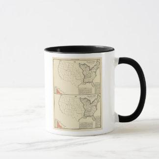 Thematic United States Mug