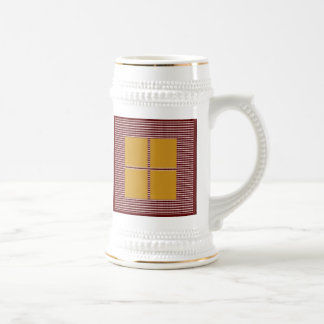 Theme Four Square - Satin Silk Sleek Designs Mug