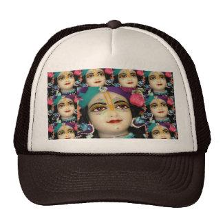 Theme : KRISHNA Devotion Chant n Meditate Mesh Hat