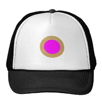 Theme Sunflower and Color Shades Trucker Hats