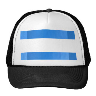 THEME Team Group Shirt POCKET Elegant Color STRIP Trucker Hat