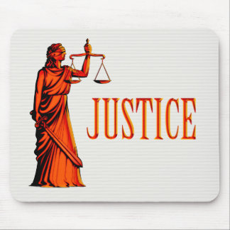 Themis | Justice Mouse Mat