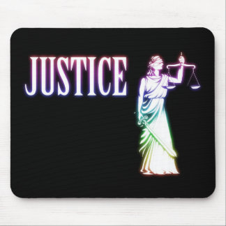 Themis | Scales of Justice Mouse Pad