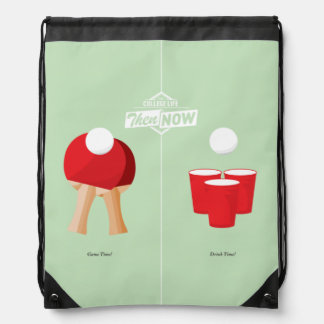Then And Now: Ping Pong Backpacks