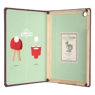 Then And Now: Ping Pong iPad Air Cases